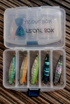 "Indilure Trout Box ""Seatrout"" UV"